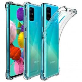 Shockproof silikon skal Samsung Galaxy A51 (SM-A515F)