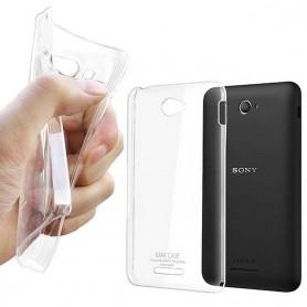 Sony Xperia Z3 Silicone Transparent