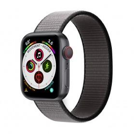 Apple Watch 5 (40mm) Nylon Armband - Anchor Ash