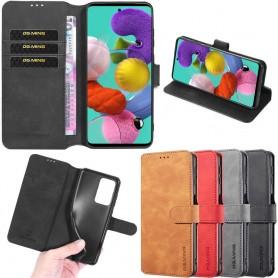 DG-Ming mobilplånbok 3-kort Samsung Galaxy A51 (SM-A515F)