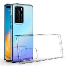 Silikon skal transparent Huawei P40 (ANA-AN00)