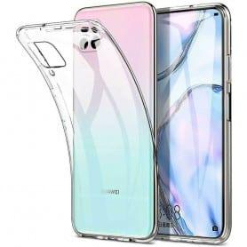 Silikon skal transparent Huawei P40 Lite (JNY-L21A)