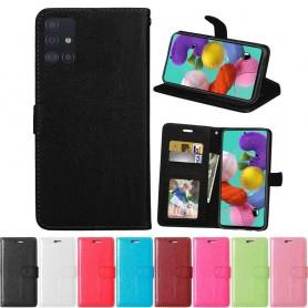 Mobilplånbok 3-kort Samsung Galaxy A51 (SM-A515F)