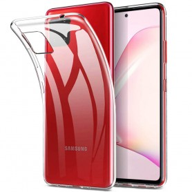 Silikon skal transparent Samsung Galaxy Note 10 Lite (SM-N770F)