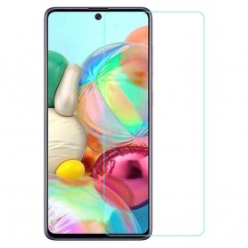 Skärmskydd härdat glas Samsung Galaxy A71 (SM-A715F)