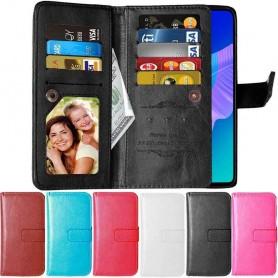 "Dubbelflip Flexi 9-kort Huawei P40 LiteE (6.39"")"