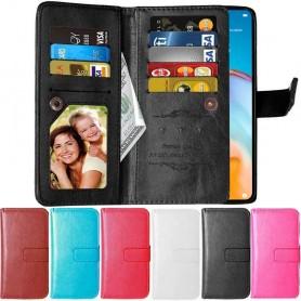 Dubbelflip Flexi 9-kort Huawei P40 (ANA-AN00)