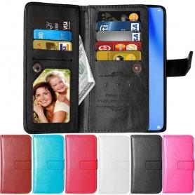 Dubbelflip Flexi 9-kort Huawei P40 Lite (JNY-L21A)