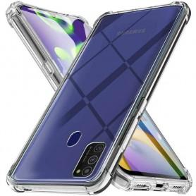 Shockproof silikon skal Samsung Galaxy A21s (SM-A217F)
