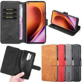 DG-Ming mobilplånbok 3-kort OnePlus 8 Pro (IN2020)