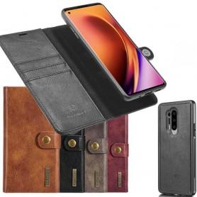 Mobilplånbok DG-Ming 2i1 OnePlus 8 Pro (IN2020)