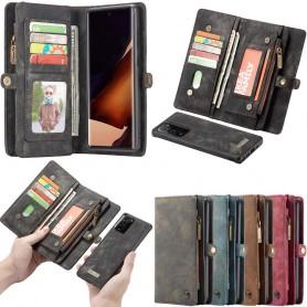 Multiplånbok CaseMe 11-kort Samsung Galaxy Note 20 Ultra