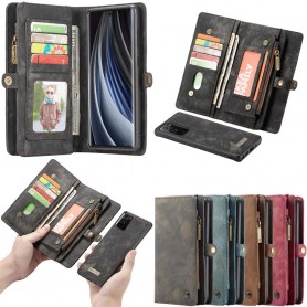 Multiplånbok CaseMe 11-kort Samsung Galaxy Note 20