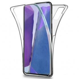 360° heltäckande silikon skal Samsung Galaxy Note 20 Ultra