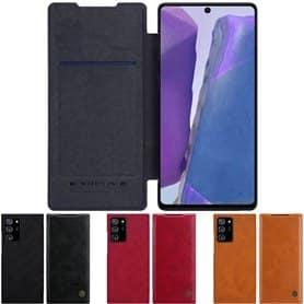 Nillkin Qin FlipCover Samsung Galaxy Note 20 Ultra