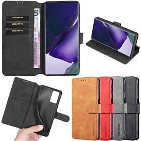 DG-Ming mobilplånbok 3-kort Samsung Galaxy Note 20 Ultra