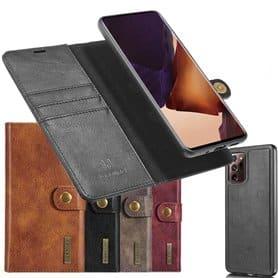 Mobilplånbok DG-Ming 2i1 Samsung Galaxy Note 20 Ultra