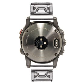 EasyFit Adapter Garmin Fenix 3 / 5X / 5X Plus - Silver