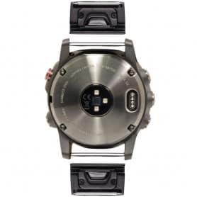 EasyFit Adapter Garmin Fenix 5 / 5 Plus - Svart
