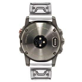 EasyFit Adapter Garmin Fenix 5 / 5 Plus - Silver