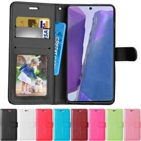 Mobilplånbok 3-kort Samsung Galaxy Note 20