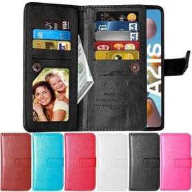 Dubbelflip Flexi 9-kort Samsung Galaxy A21s (SM-A217F)