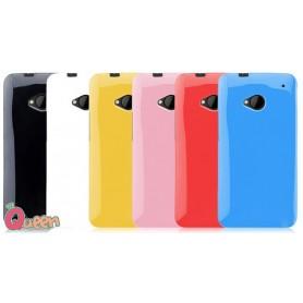 Silikon skal HTC ONE M7 (802w)
