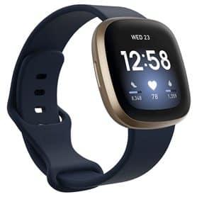 Sport Armband Fitbit Versa 3 - Mörkblå