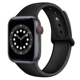 Apple Watch 6 (44mm) Sport Armband - Svart