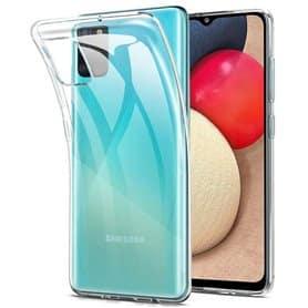 Silikon skal transparent Samsung Galaxy A02s
