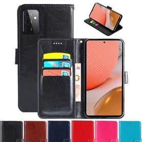 Mobilplånbok 3-kort Samsung Galaxy A72 5G