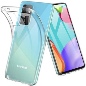 Silikon skal transparent Samsung Galaxy A72 5G