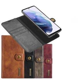 Mobilplånbok DG-Ming 2i1 Samsung Galaxy S21 Plus