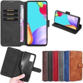 DG-Ming mobilplånbok 3-kort Samsung Galaxy A52 5G