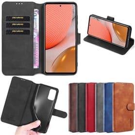 DG-Ming mobilplånbok 3-kort Samsung Galaxy A72 5G