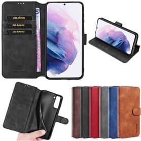 DG-Ming mobilplånbok 3-kort Samsung Galaxy S21