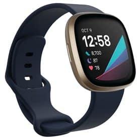 Sport Armband Fitbit Sense - Mörkblå