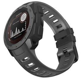 Twin Sport Armband Garmin Instinct - Svart/grå