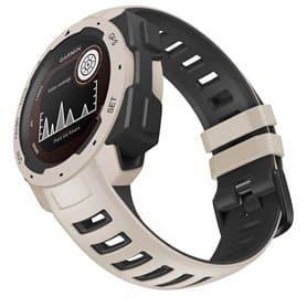 Twin Sport Armband Garmin Instinct - Beige/svart
