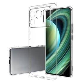 Silikon skal transparent Xiaomi Mi 11 Ultra