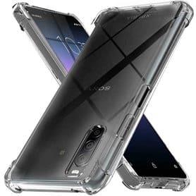 Shockproof silikon skal Sony Xperia 10 III
