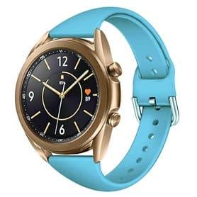 Sport Armband Samsung Galaxy Watch 3 (45mm) - Ljusblå