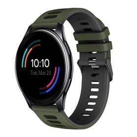 Twin Sport Armband OnePlus Watch 46mm - Grön/svart