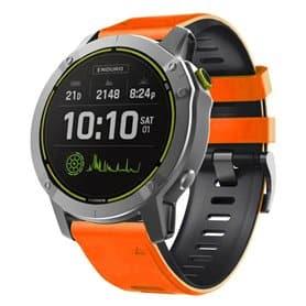 Twin Sport Armband Garmin Enduro - Orange/svart
