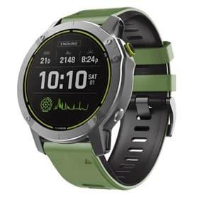 Twin Sport Armband Garmin Enduro - Grön/svart