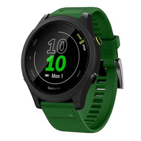 Sport Armband Garmin Forerunner 55 - Grön
