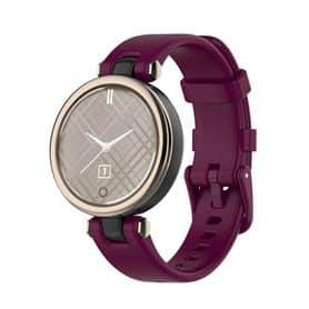 Sport Armband Silikon Garmin Lily - Vinröd