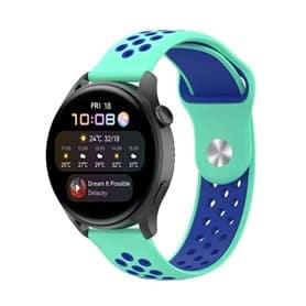 EBN Sport Armband Huawei Watch 3 - Mint/blå