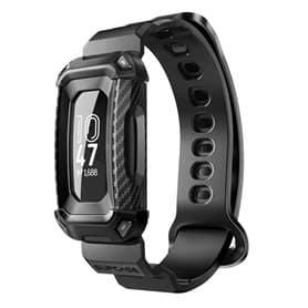 SUPCASE UB Pro Armband Fitbit Inspire 2 - Svart