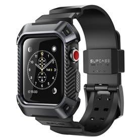 SUPCASE UB Pro Armband Apple Watch 42mm - Svart
